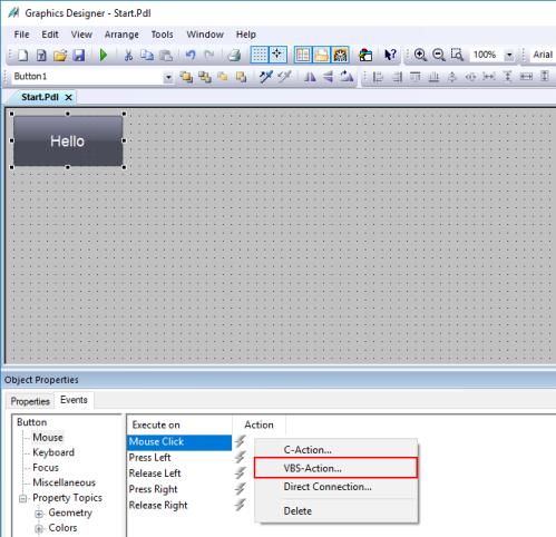 VB Script (WinCC) – Automation 360
